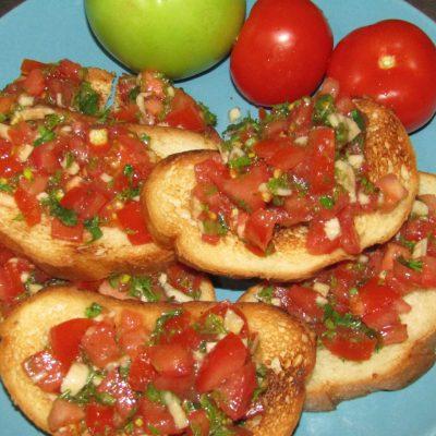 Пикантные быстрые бутерброды по – азербайджански - рецепт с фото