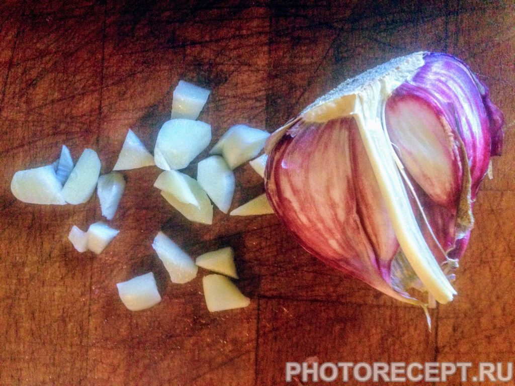 Фото рецепта - Цукини со спаржей и сладким перцем на гриле - шаг 5