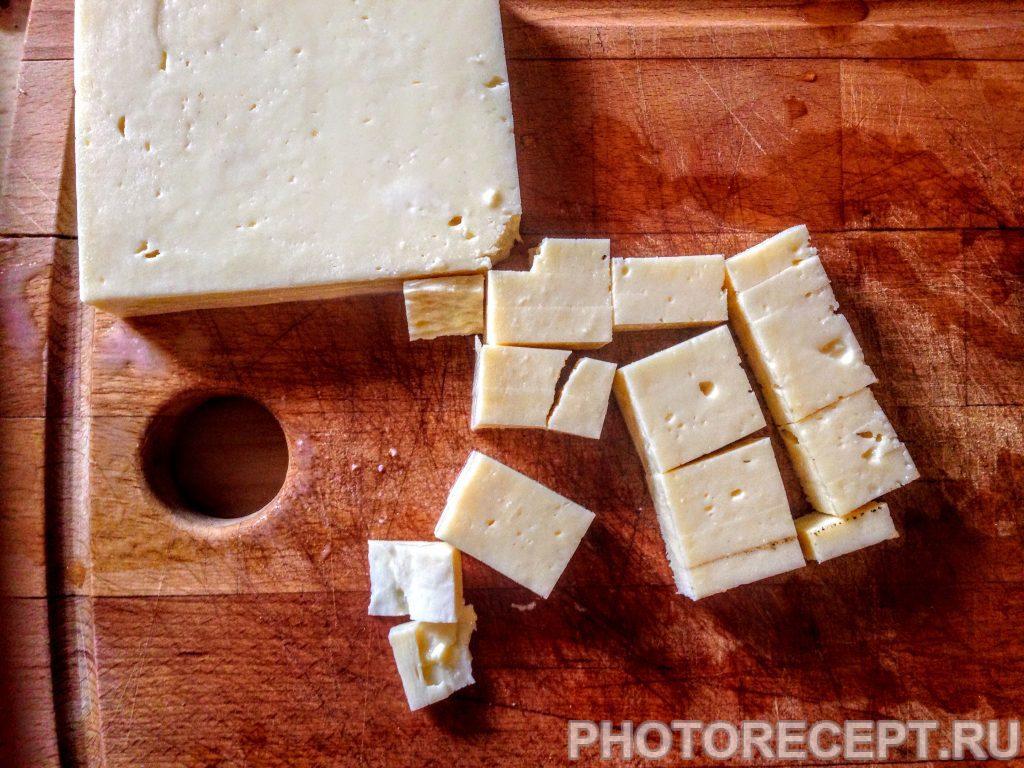Фото рецепта - Фаршированные баклажаны с сыром по-сицилийски - шаг 3