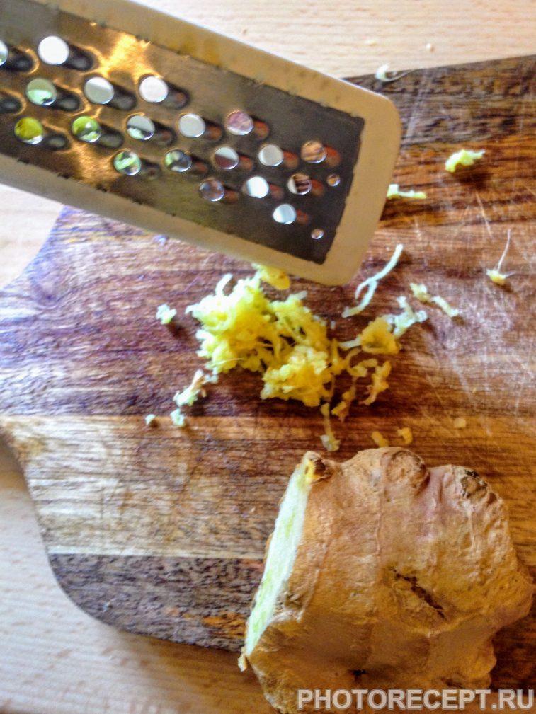 Фото рецепта - Кускус с тунцом и горошком по-арабски - шаг 5