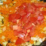 Фото рецепта - Домашняя кабачковая икра - шаг 3