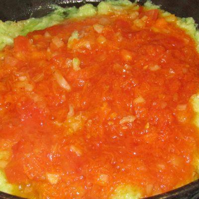 Фото рецепта - Домашняя кабачковая икра - шаг 4