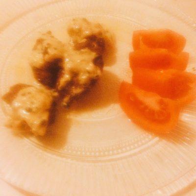 Фото рецепта - Индейка с перечным соусом - шаг 3