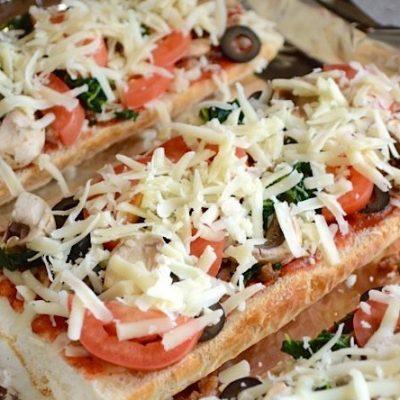 Аппетитные бутерброды выходного дня - рецепт с фото