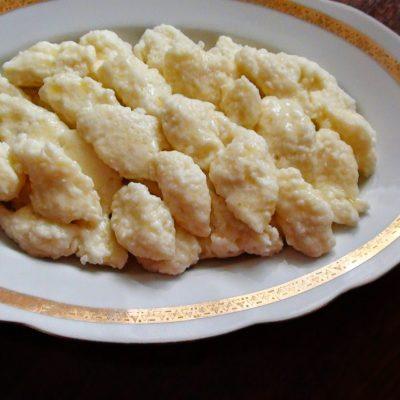 Австрийские кнедлики из сыра - рецепт с фото