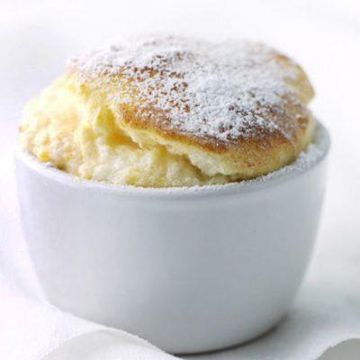 Грушевое суфле в духовке - рецепт с фото