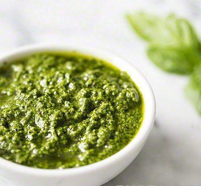Итальянский соус песто (классический рецепт) - рецепт с фото