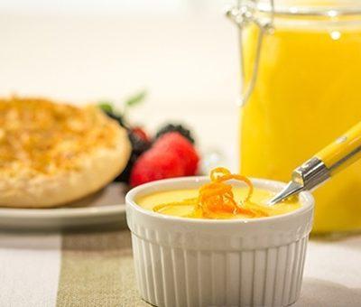 Конфитюр (варенье) из мандаринов - рецепт с фото