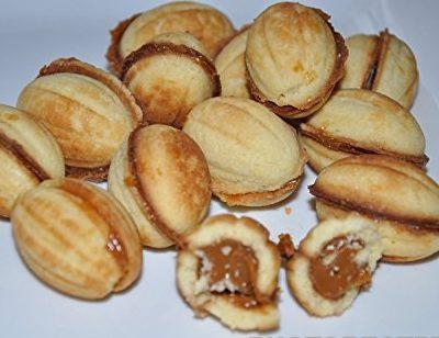 "Печенье ""Орешки"" - рецепт с фото"