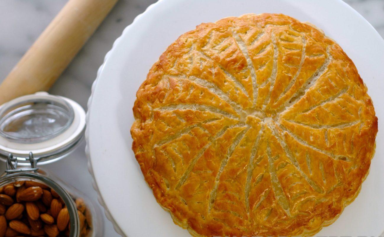 Сладкий пирог на сметане, с сухофруктами