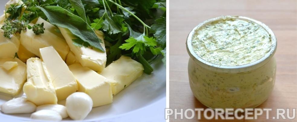 Фото рецепта - Сырно-чесночный хлеб - шаг 2