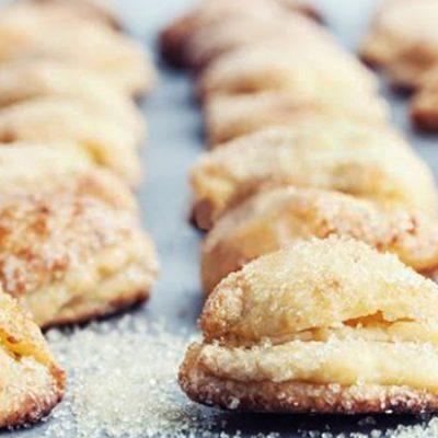 Творожное печенье - рецепт с фото