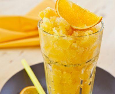 Гранита лимонно-апельсиновая - рецепт с фото