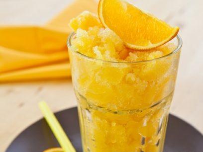 Гранита лимонно-апельсиновая