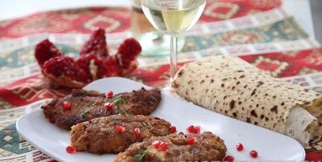 Куриные котлеты по армянскому рецепту