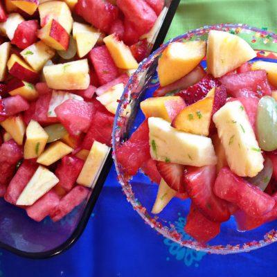 Маргарита – вкуснейший фруктовый салат - рецепт с фото