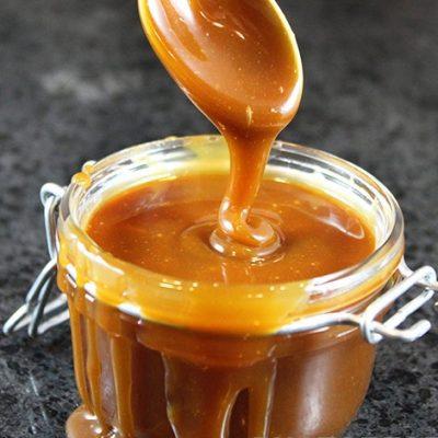Мягкая карамель-крем - рецепт с фото