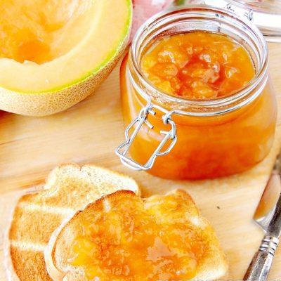 Варенье на зиму из дыни - рецепт с фото