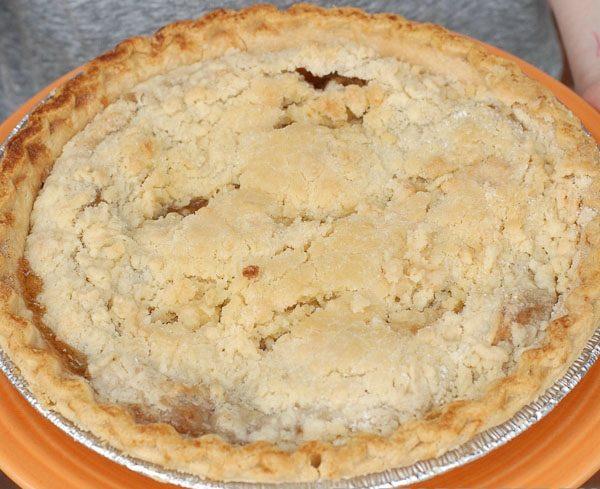 "Яблочный пирог ""Как у бабушки"""