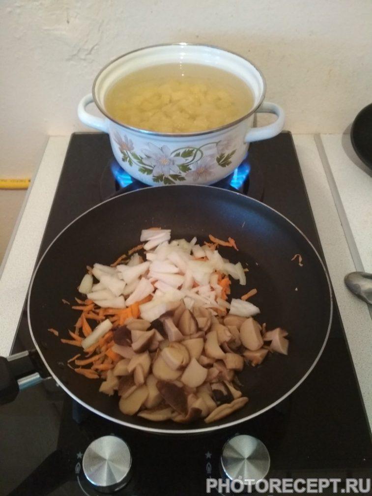 Фото рецепта - Супчик из белых грибов - шаг 4