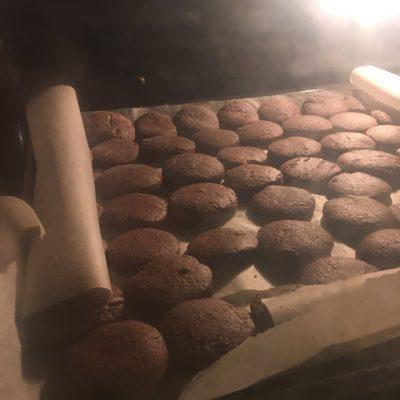 Фото рецепта - Шоколадное печенье – обязательно попробуйте приготовить - шаг 5