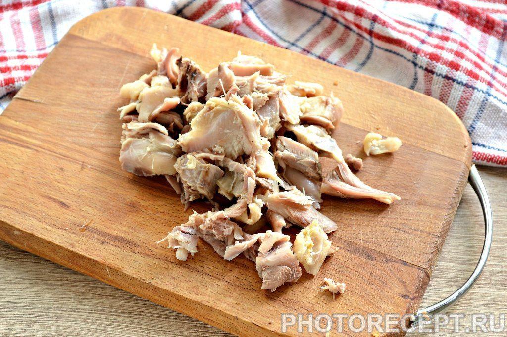 Фото рецепта - Суп из гуся с вермишелью - шаг 4