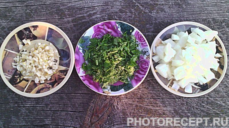 Фото рецепта - Картофель по-холостяцки - шаг 3