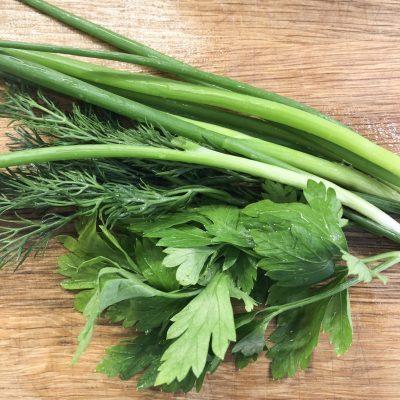 Фото рецепта - Сытный салат - шаг 4
