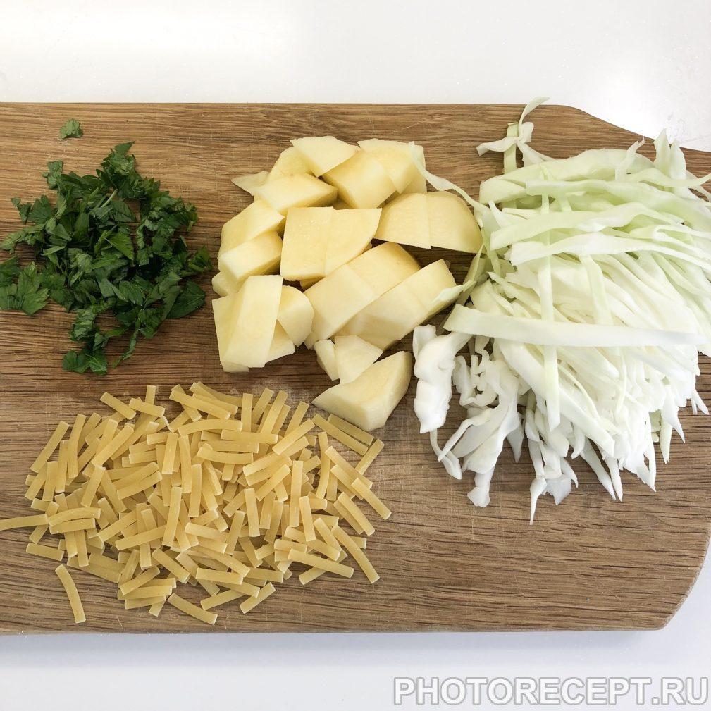 Фото рецепта - Супчик гипоаллергенный (детское меню) - шаг 3