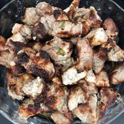 Шашлык из свинины - рецепт с фото