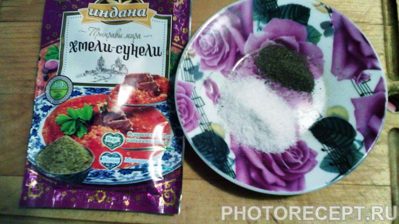 Фото рецепта - Картофель по-холостяцки - шаг 4