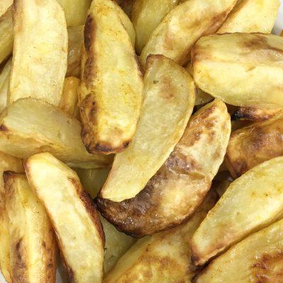 Картошка по-деревенски - рецепт с фото