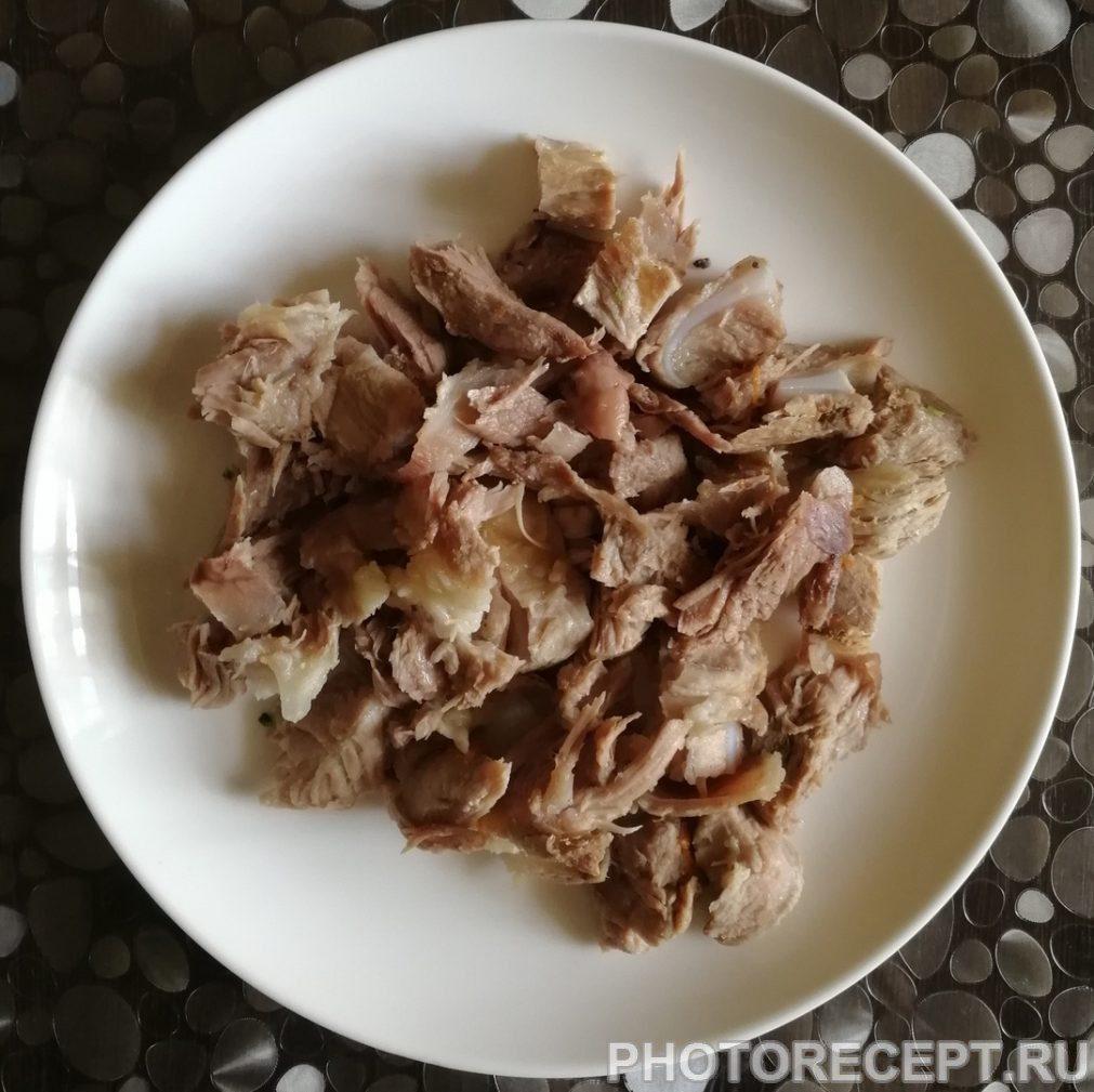Фото рецепта - Суп из брокколи - шаг 3