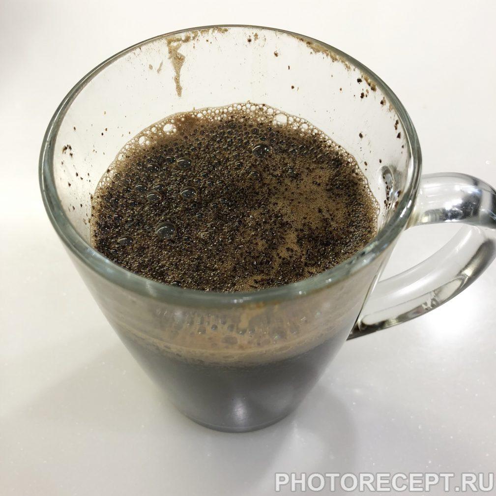 Фото рецепта - Вкусный авторский кофе - шаг 2