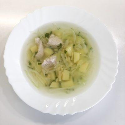 Супчик гипоаллергенный (детское меню) - рецепт с фото