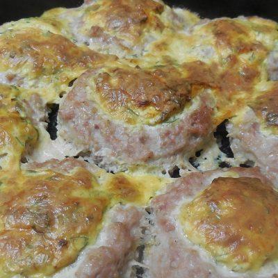 Котлеты гнёзда – вкусное мясное блюдо - рецепт с фото