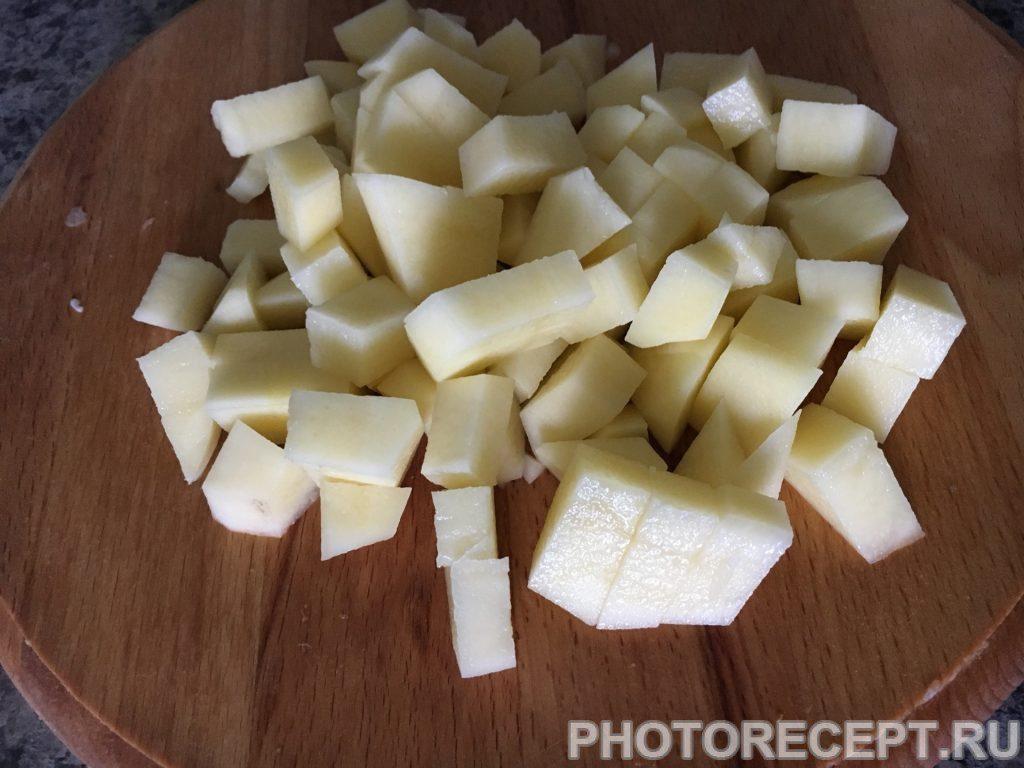 Фото рецепта - Суп с фрикадельками из индейки - шаг 5