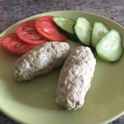Зразы из индейки с яйцом - рецепт с фото