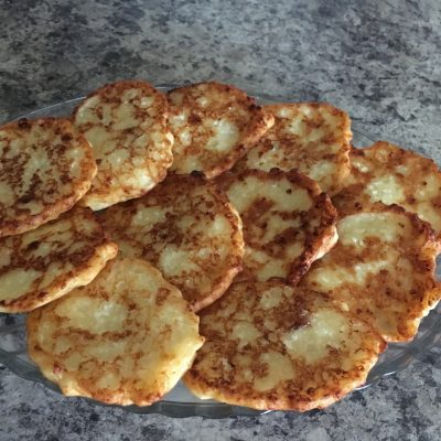 Банановые сырники - рецепт с фото