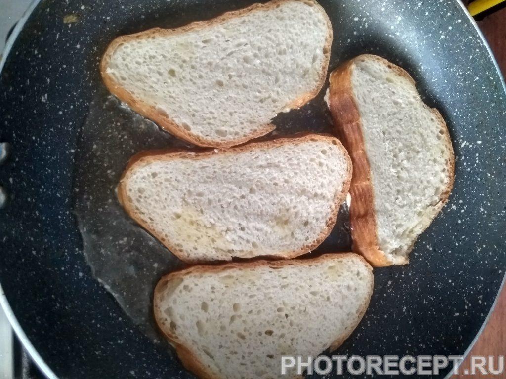 Фото рецепта - Сытные горячие бутерброды к обеду - шаг 5