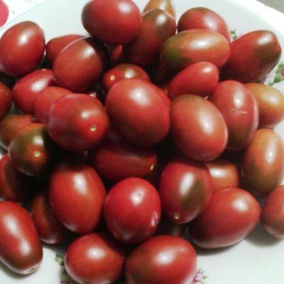 Фото рецепта - Маринованные помидоры в сладкой заливке - шаг 1