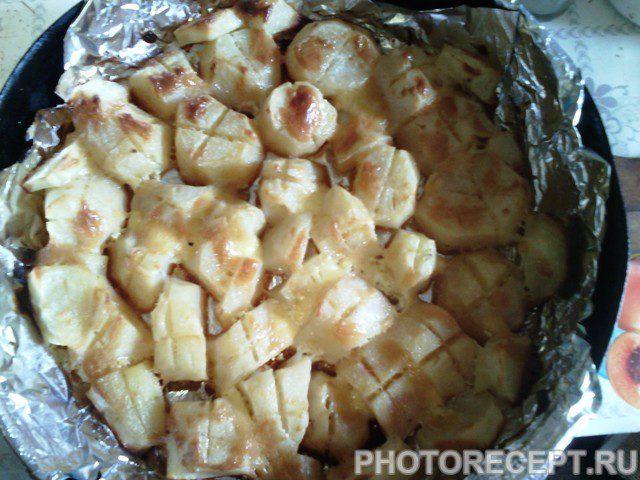 Фото рецепта - Картофель запеченный в духовке - шаг 6