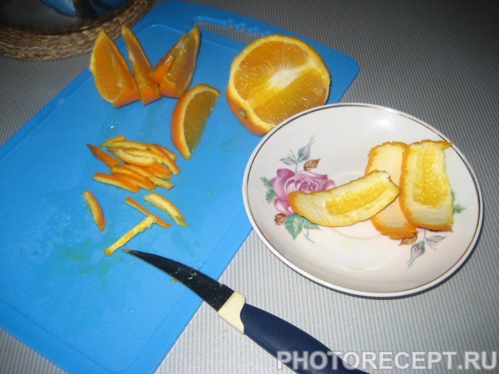 Фото рецепта - Шоколадные пирожные с апельсиновым соусом - шаг 8