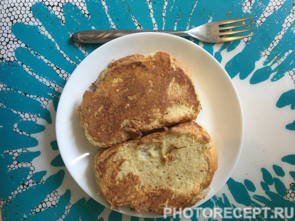 Фото рецепта - Простые и вкусные горячие бутерброды - шаг 6
