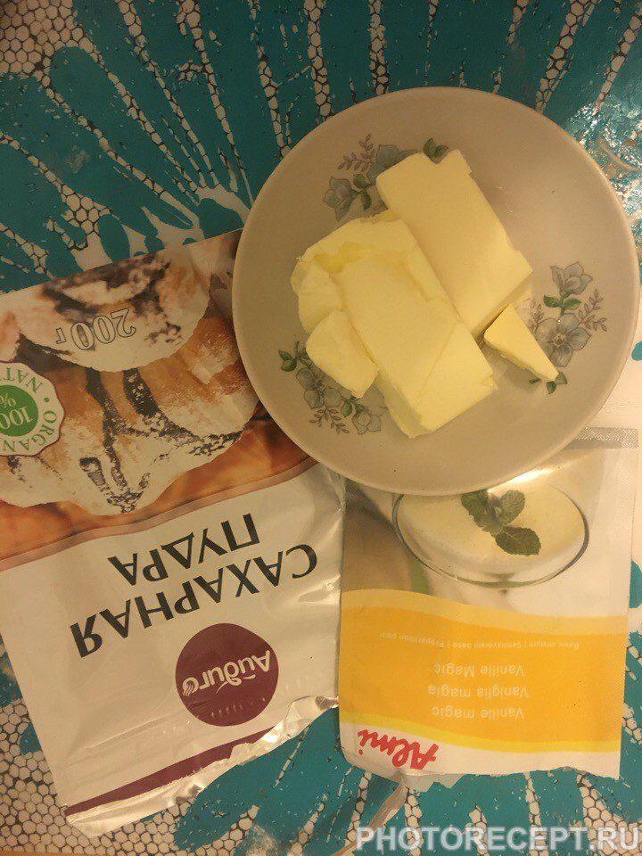 Фото рецепта - Масляный ванильный крем – секрет приготовления - шаг 1
