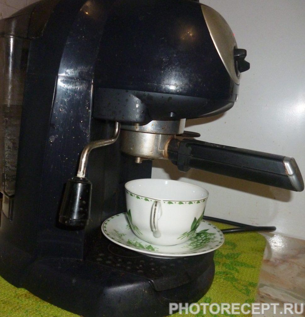 Фото рецепта - Кофе любительский - шаг 5