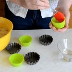 Фото рецепта - Пасхальные кексы - шаг 9