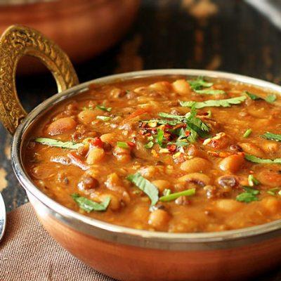 Дал – индийский суп из бобовых культур - рецепт с фото
