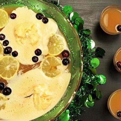 Фруктово-ягодный пунш - рецепт с фото