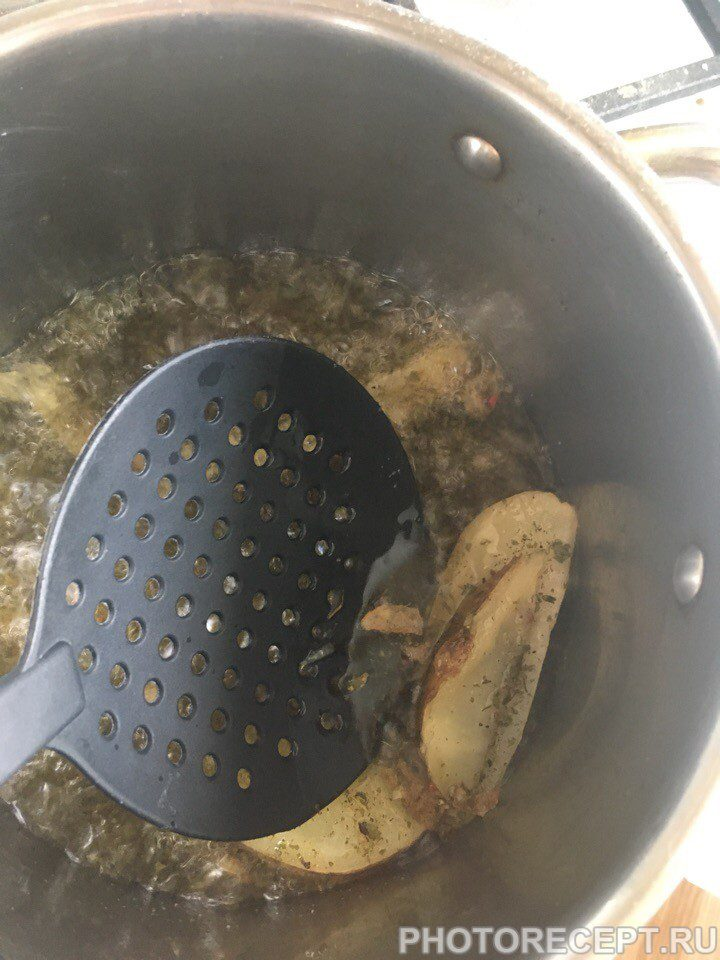 Фото рецепта - Картошечка по-деревенски – вкуснятина - шаг 4